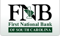 FIRST NATIONAL BANK OF SOUTH CAROLINA